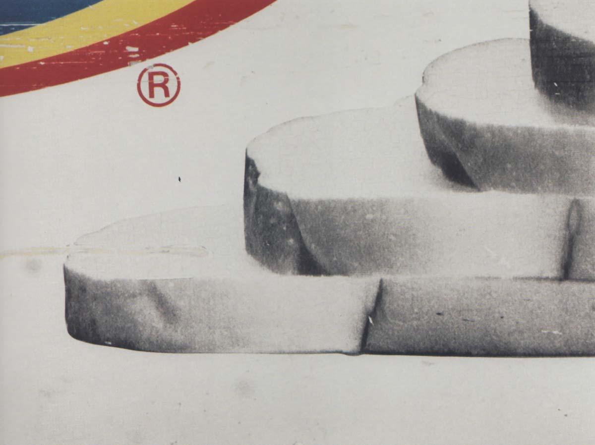 S.t., stampa a colori a getto d'inchiostro, 1999/2000, es. 2/7, cm. 45.4 x 68.5